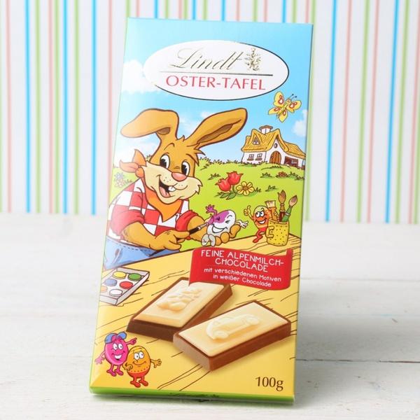 Lindt Choco-Spass Dekortafel Ostern 100g 2,20 € / 100g