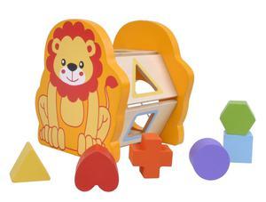 SMIKI Sortierspielzeug Löwe