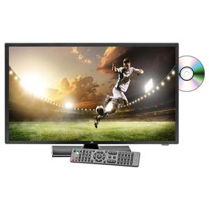 "Jay-Tech Cameras 24"" (61 cm) Full HD LED-TV mit DVD-Player"