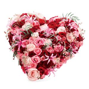 Weil Dir mein Herz gehört - | Valentinstag mit Fleurop