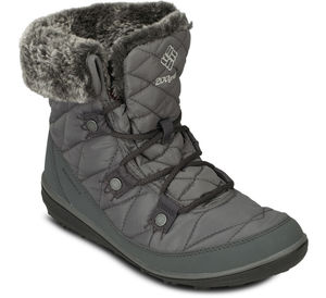 columbia Schnürboots - HEAVENLY SHORTY OMNI HEAT