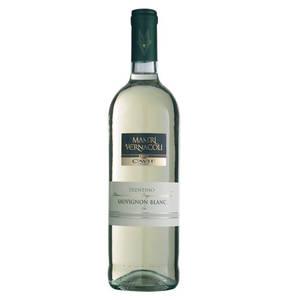 Mastri Vernacoli Trentino Sauvignon Blanc 2015, 0,75l
