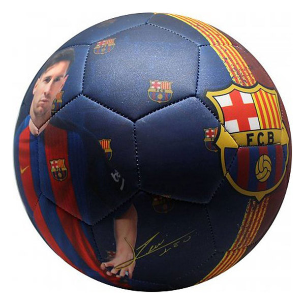 fc barcelona fußball messi  matt von ansehen