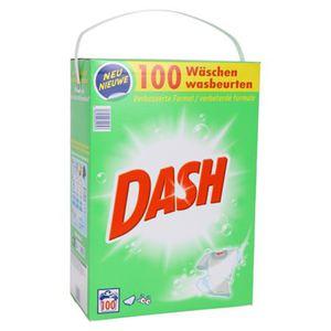 Dash Vollwaschmittel 6,5kg