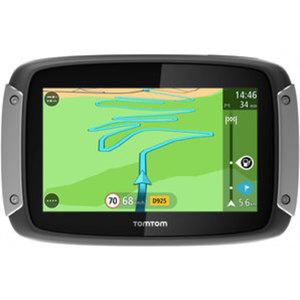 TomTom Rider 410 Premium Pack Great        Rides Edition - Navigationssystem