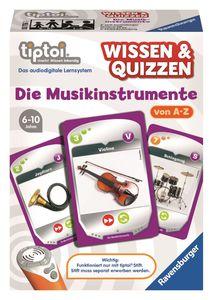 Tiptoi - Wissen & Quizzen - Die Musikinstrumente - Ravensburger