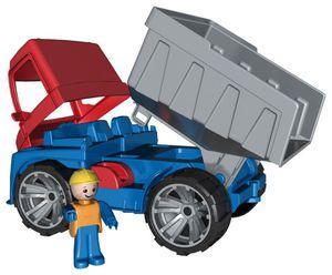 LENA - Truxx Baufahrzeug - Großer Kipper