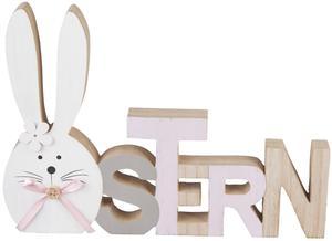 Deko-Schriftzug - Ostern - aus Holz - 30 x 21 x 2,5 cm