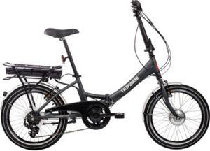 Telefunken ALU-E-Bike Falt 20´´ Kompakt F800