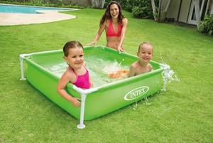 Steinbach Frame Pool Mini-Grün