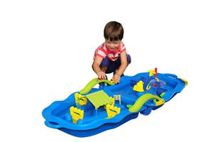Waterplay im Trolley