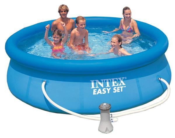 Intex Easy Pool 305 x 76cm mit Pumpe