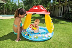 Intex Baby Pool im Pilz-Design