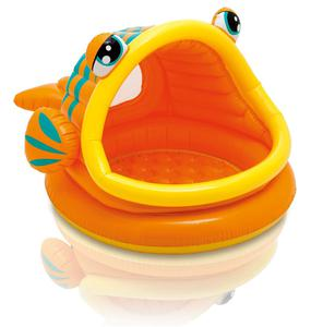 Intex Baby Pool Lazy Fish Shade