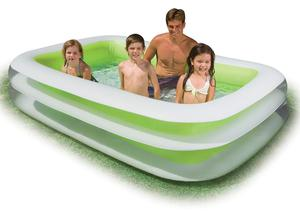 Intex Family Pool grün