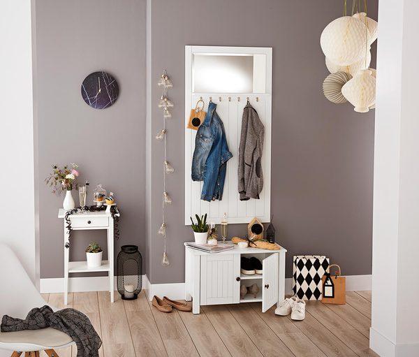 Garderobe Mit Spiegel garderobe mit spiegel tchibo ansehen
