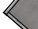 Bild 4 von Powertec Alu-Fliegengitter-Bausatz Slim 100x120cm anthrazit