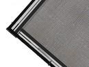 Bild 4 von Powertec Alu-Fliegengitter-Bausatz Slim 100x120cm braun