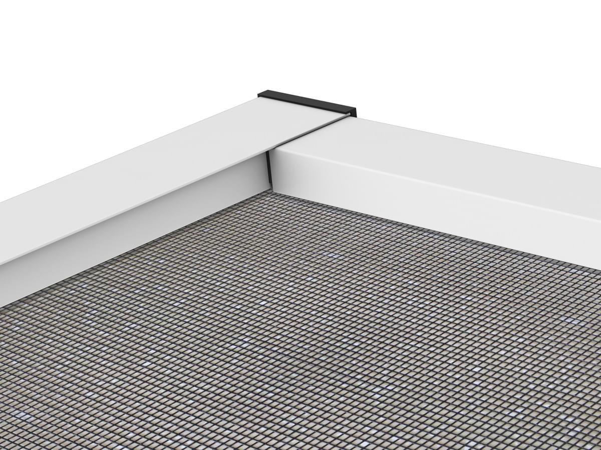 Bild 5 von Powertec Alu-Türbausatz MASTER SLIM+ 100 x 210 cm in Weiß