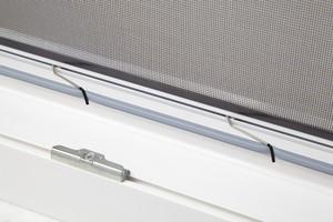 Powertec Alu-Fensterbausatz Slim 130x150cm weiß