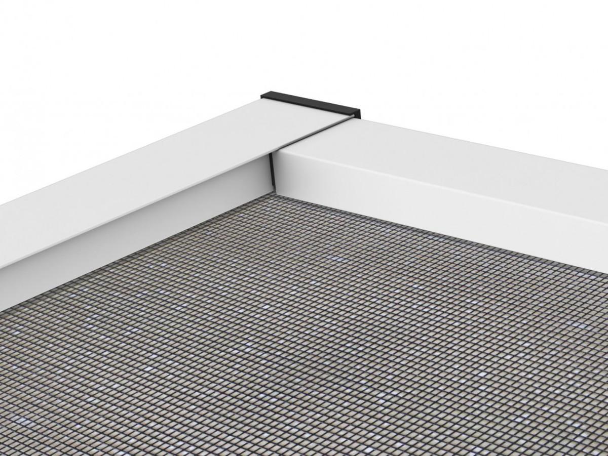 Bild 4 von Powertec Alu-Fensterbausatz Slim 130x150cm weiß