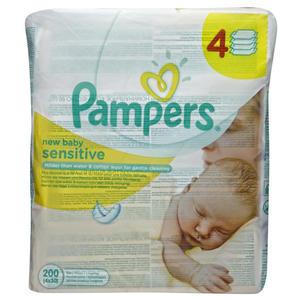 Pampers New Baby Sensitive Feuchttücher