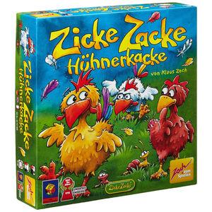 ZOCH Verlag Zicke Zacke Hühnerkacke
