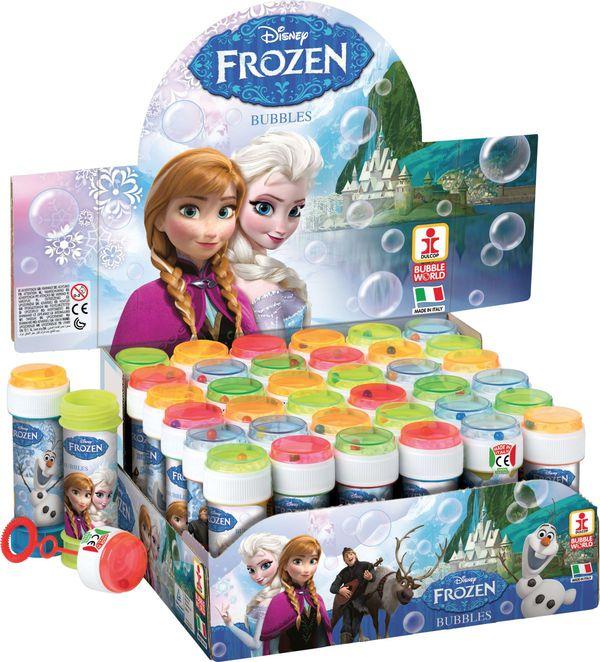 Seifenblasen - Die Eiskönigin - 60 ml