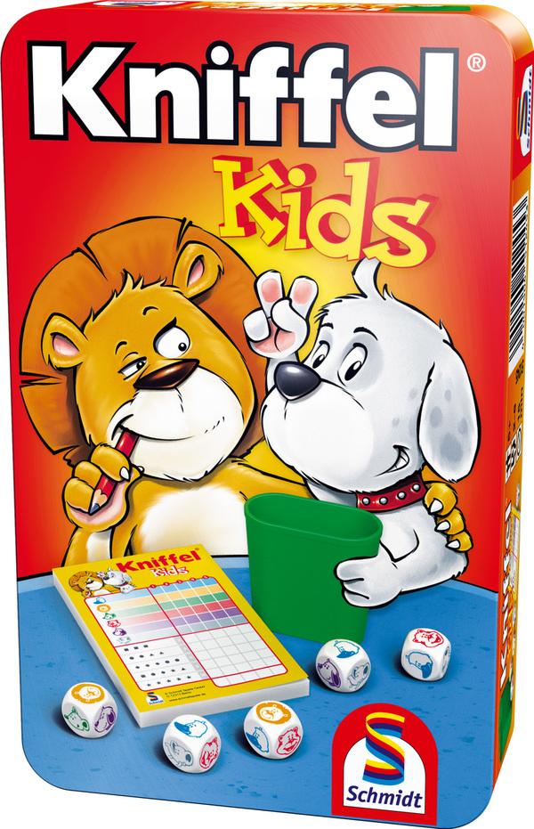 Kniffel Kids Mitbringspiel Von Rofu Ansehen