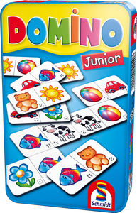 Domino Junior - Mitbringspiel