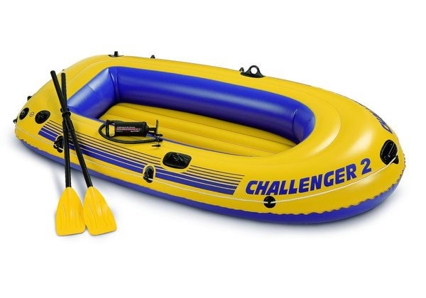 Intex Challenger 2er Boot