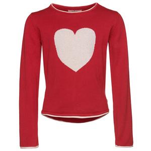 Pullover mit Herz