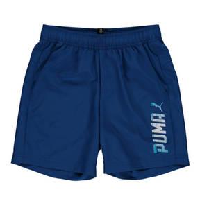 PUMA        Bermuda-Shorts, Logo-Print, für Jungen