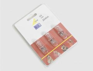 Halogenstift G9, 3er Pack