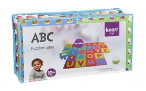 Knorrtoys Puzzlematten Alphabet 26 tlg.