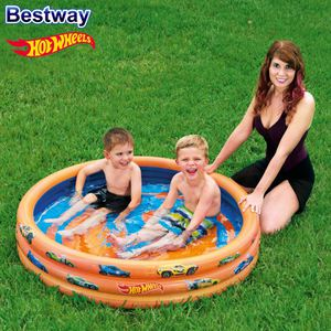 Bestway Planschbecken Hot Wheels