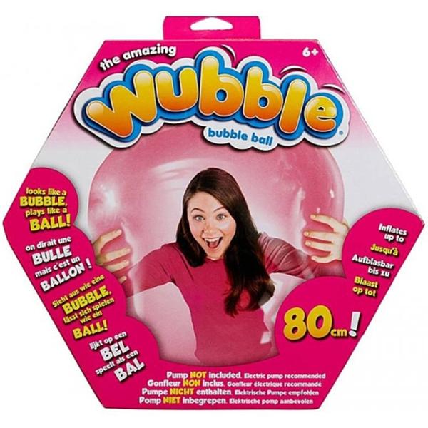 Vivid - Wubble Bubble Ball ohne Pumpe, pink