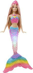 Barbie - Regenbogenlicht Meerjungfrau