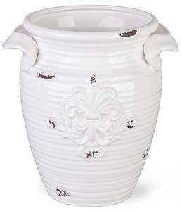 Vase - aus Keramik - 21 x 18 x 22 cm