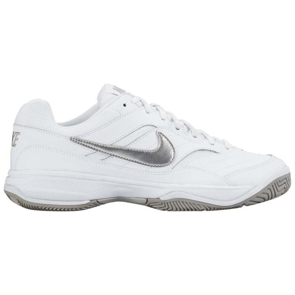 Bild 1 von NIKE Tennisschuhe Court Lite Multicourt Damen weiß/grau, Größe: 36