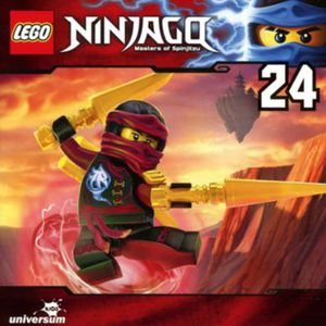 CD LEGO Ninjago - Masters of Spinjitzu 24