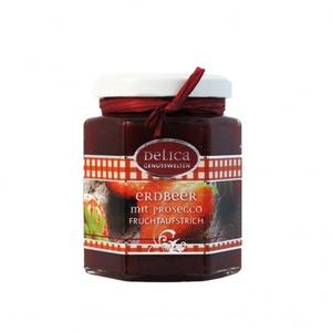 Erdbeer mit Prosecco Fruchtaufstrich