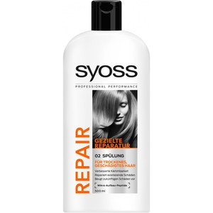 syoss Repair Therapy Spülung