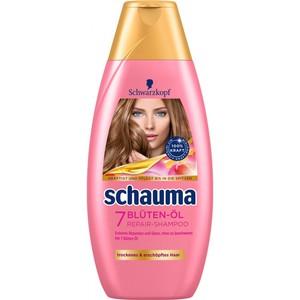 Schwarzkopf schauma Shampoo Repair 7 Blüten-Öl