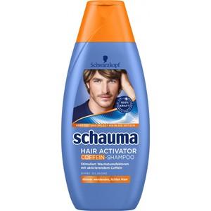 Schwarzkopf schauma Shampoo Aktivierungs Aktiv-Coffein