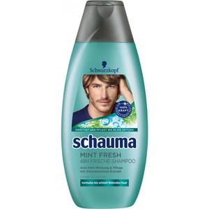 Schwarzkopf schauma Shampoo Frische Mint Fresh 48H