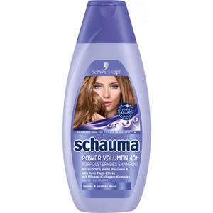 Schwarzkopf schauma Shampoo Aufpolsternd Power Volumen 48h