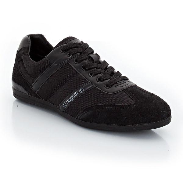 Bugatti Herren Sneaker River, schwarz von ansehen!