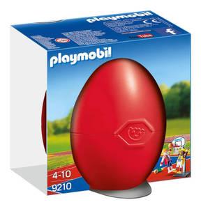 PLAYMOBIL®            Ostern             Osterei Basketball-Duell 9210