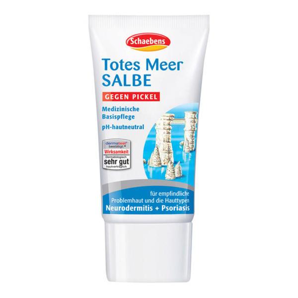 Schaebens Totes Meer Salbe 5.99 EUR/100 ml